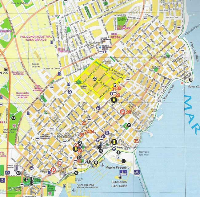 Property For Sale In Torrevieja Spain